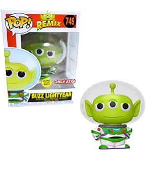 Funko POP! Remix Buzz Lightyear Target Exclusive GITD Glow in The Dark