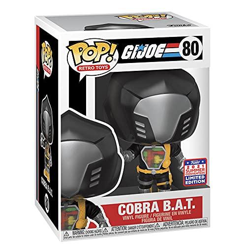 Funko POP! Retro Toys #80 G.I. Joe Cobra B.A.T. Battle Android Trooper FunKon 2021 Exclusive