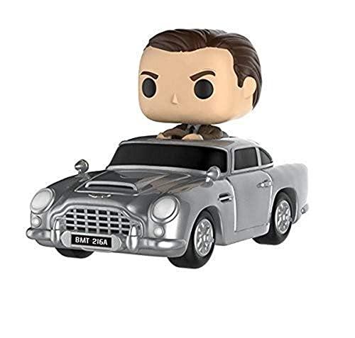 Funko POP! Rides: James Bond - James Bond with Aston Martin.