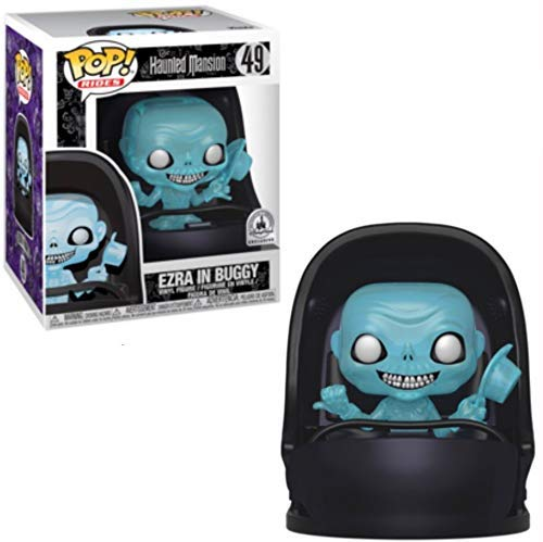 Funko POP! Rides: The Haunted Mansion - Ezra In Buggy #49 - Disney Parks Exclusive! [SOLD OUT]