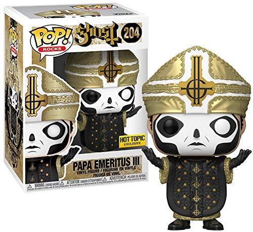 Funko POP! Rocks Ghost #204 - Papa Emeritus III Special Edition Exclusive