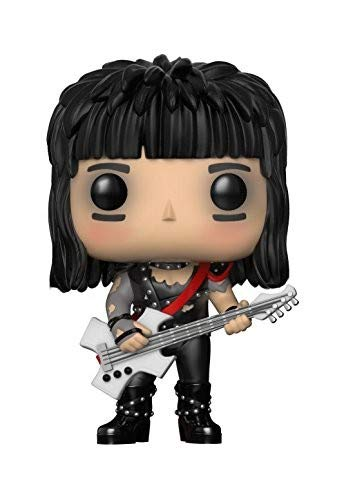 Funko POP! Rocks: Mötley Crüe Nikki Six Collectible Figure, Multicolor