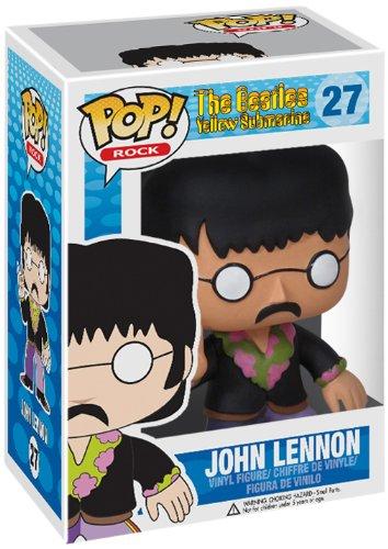 Funko POP Rocks The Beatles John Lennon Vinyl Figure