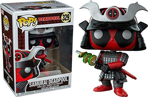 Funko POP! Samurai Deadpool#329