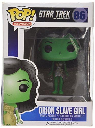 Funko POP Star Trek: Orion Slave Girl Action Figure