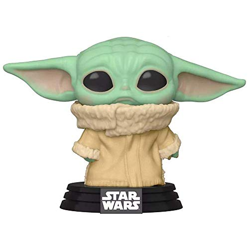 Funko POP! Star Wars #384 - The Child Concerned Exclusive