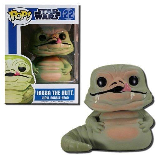 Funko POP Star Wars (BOBBLE): Jabba the Hutt