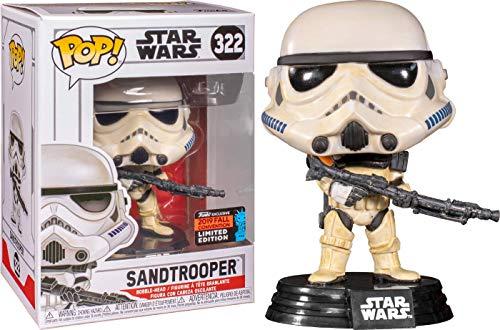 Funko POP! Star Wars - Sandtrooper, Fall Convention Exclusive