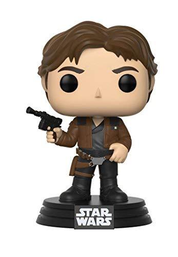 Funko POP! Star Wars: Solo - Han Solo,Multicolor
