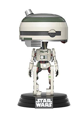 Funko POP! Star Wars: Solo - L3-37, Multicolor, Standard