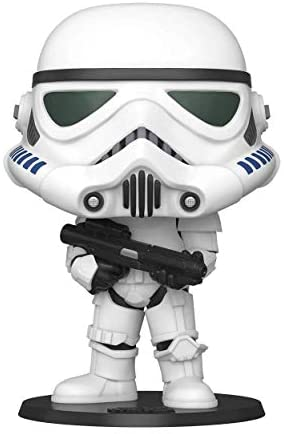 """Funko POP! Star Wars: Stormtrooper 10"""" (2020 Galactic Convention Shared Exclusive)"""