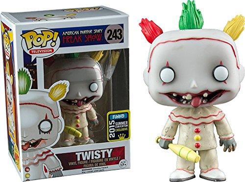 Funko POP TV: American Horror Story- Season 4 - Twisty the Clown Vinyl Figure 2015 Summer Convention Exclusive