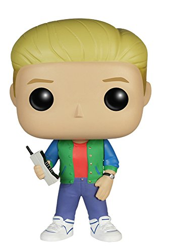 Funko POP TV Saved by The Bell Zack Morris Action Figure