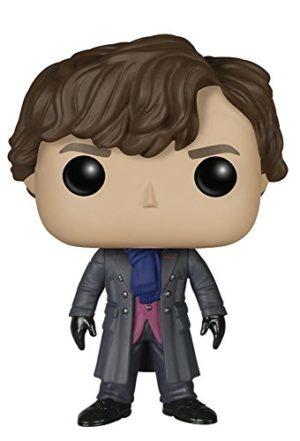 Funko POP TV: Sherlock - Sherlock Holmes Action Figure