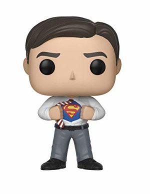 Funko POP! TV: Smallville Clark Kent Collectible Figure, Multicolor