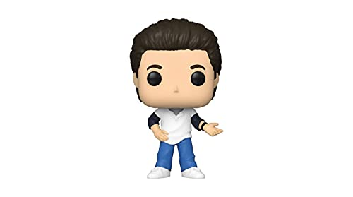 Funko POP! Te;evision Seinfeld Jerry in Softball Jersey Pop! Vinyl Collectible Toy Figure - Target Exclusive