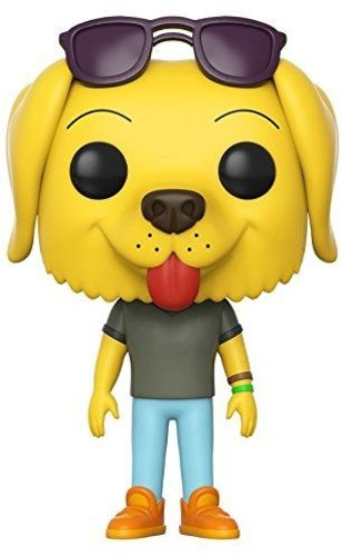 Funko POP Television BoJack Horseman Mr. Peanutbutter Action Figure