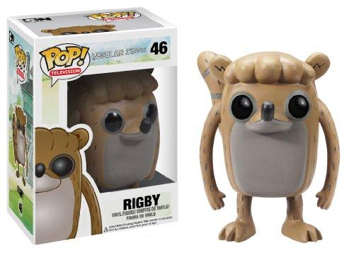 Funko POP Television Rigby Regular Show Vinyl Figure