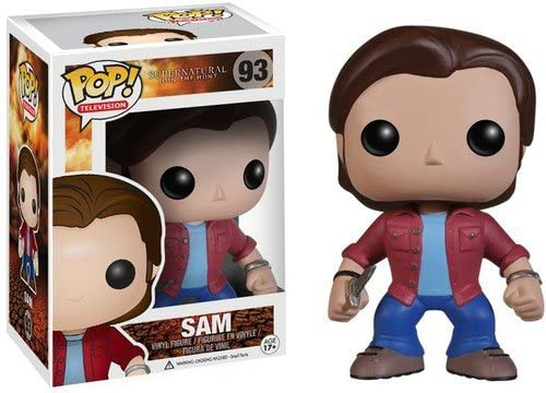 Funko POP Television: Supernatural Sam Action Figure