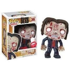 Funko POP! Television: The Walking Dead #36 - Tank Zombie {Bloody} (Fugitivetoys Exclusive)