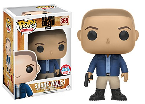 Funko POP! Television: The Walking Dead #369 - Shane Walsh (2016 New York Comic Con Limited Edition)