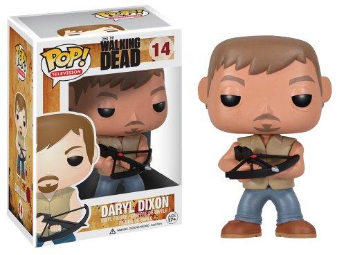 Funko POP Television: Walking Dead-Daryl