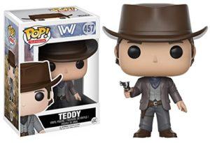 Funko POP Television Westworld Teddy Action Figure