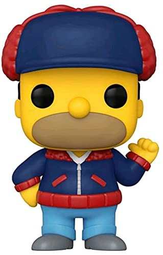Funko POP! The Simpsons Mr. Plow 910 Exclusive