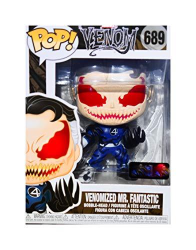 Funko POP! Venom #689 - Venomized Mr. Fantastic Exclusive