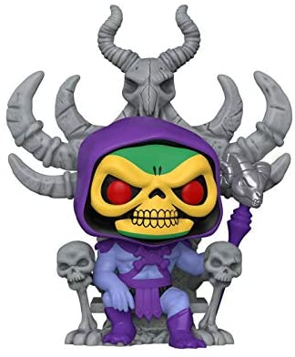 Funko POP! Vinyl Retro Toys #68: Masters of The Universe Skeletor on Throne, Target Con 2021 Limited Edition Exclusive