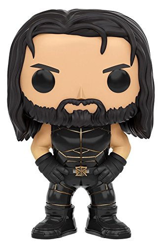 Funko POP WWE: Seth Rollins Action Figure,Multi-colored,3.75 inches