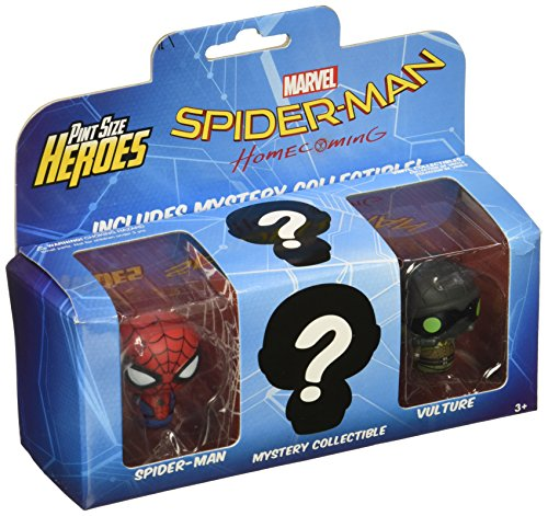 Funko Pint Size Hero: Spider-Man Set 2 Collectible Figure