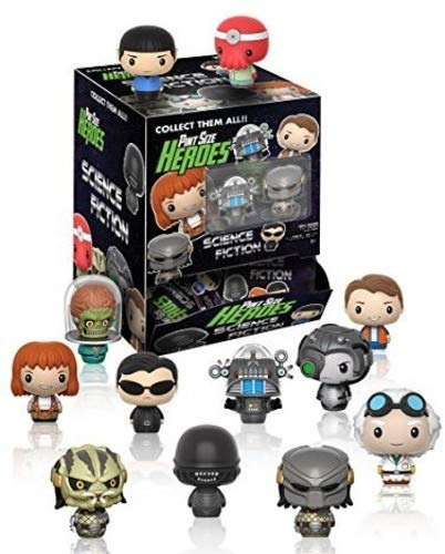 Funko Pint Size Heroes: Science Fiction - One Mystery Toy Figure,Value Not Found