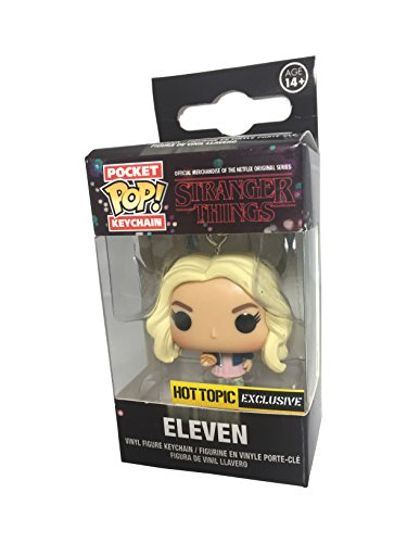 Funko Pocket Pop Stranger Things Eleven Chase Style Exclusive
