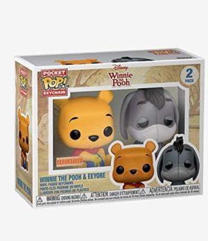 Funko Pocket Pop! Winnie The Pooh & Eeyore 2 Pack Exclusive