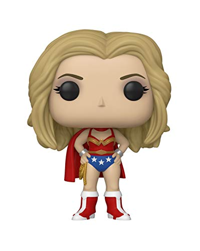 Funko Pop 2019 SDCC Summer Convention The Big Band Theory 835 - Penny as Wonder Woman