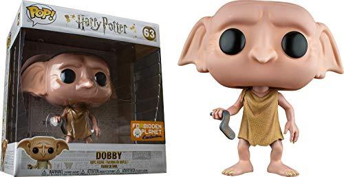 Funko Pop #63 Harry Potter Exclusive Super Size 10 Dobby