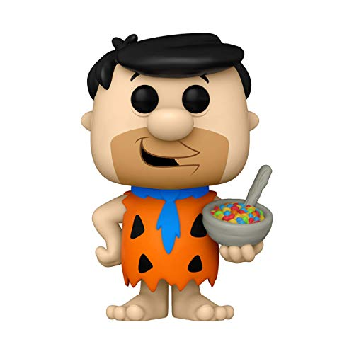Funko Pop! Ad Icons: Fruity Pebbles - Fred with Cereal