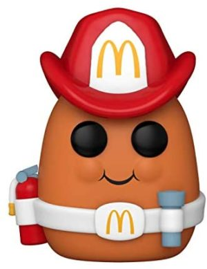 Funko Pop! Ad Icons: McDonald's - Fireman Nugget