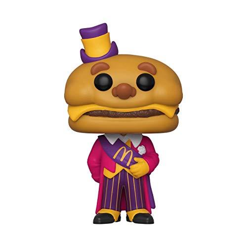 Funko Pop! Ad Icons: McDonald's - Mayor McCheese, Multicolor, 4.5 inches
