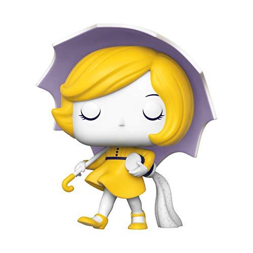 Funko Pop! Ad Icons: Morton - Salt Girl Multicolor, 3.75 inches