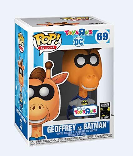 Funko Pop! Ad Icons ToysRus Geoffrey As Batman #69