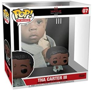 Funko Pop! Albums: Lil Wayne - Tha Carter III