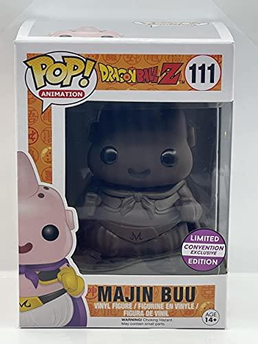 Funko Pop! Animation #111 Dragon Ball Z Majin Buu Chocolate Exclusive