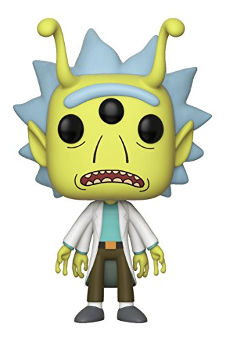 Funko Pop! Animation #338 Rick and Morty Alien Rick (2018 Spring Convention Exclusive)