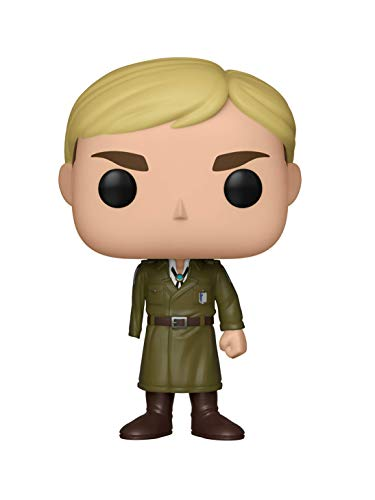 Funko Pop! Animation: Attack on Titan - Erwin (One-Armed) Toy, Multicolor