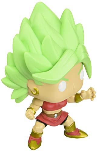 Funko Pop! Animation: Dragon Ball Super - Super Saiyan Kale, Multicolor