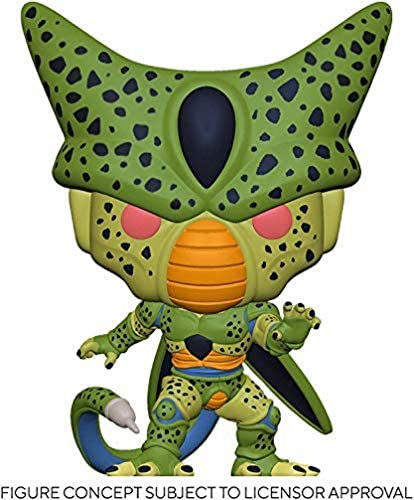 Funko Pop! Animation: Dragon Ball Z - Cell (First Form)