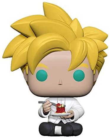 Funko Pop! Animation: Dragon Ball Z - SS Gohan with Noodles