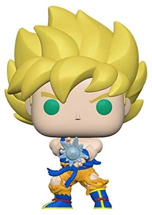 Funko Pop! Animation: Dragon Ball Z - SS Goku with Kamehameha Wave